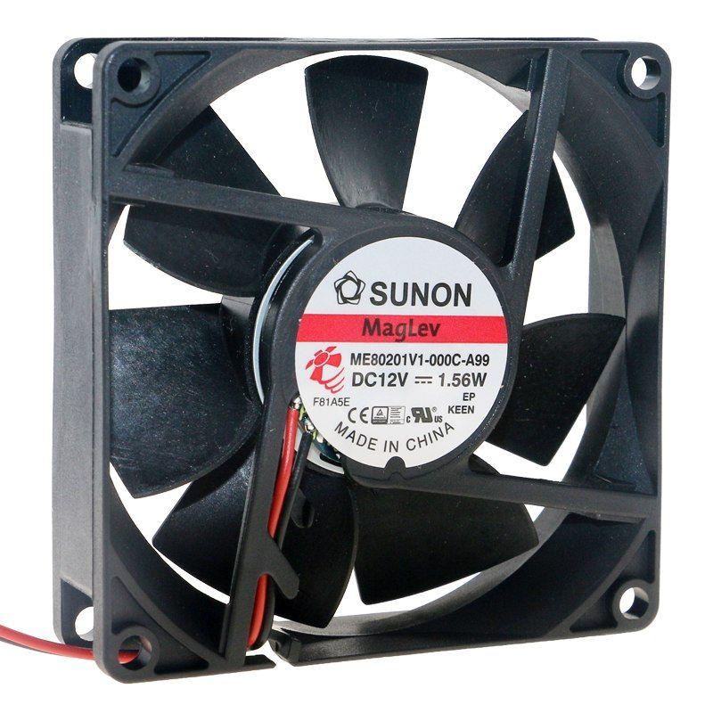 Sunon Me801v1 000c A99 Dc 12v 1 56w Cooling Fan