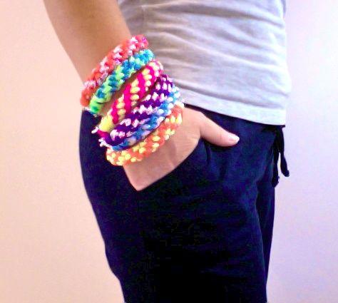 unique realization, Handmade bracelet friendship bracelet