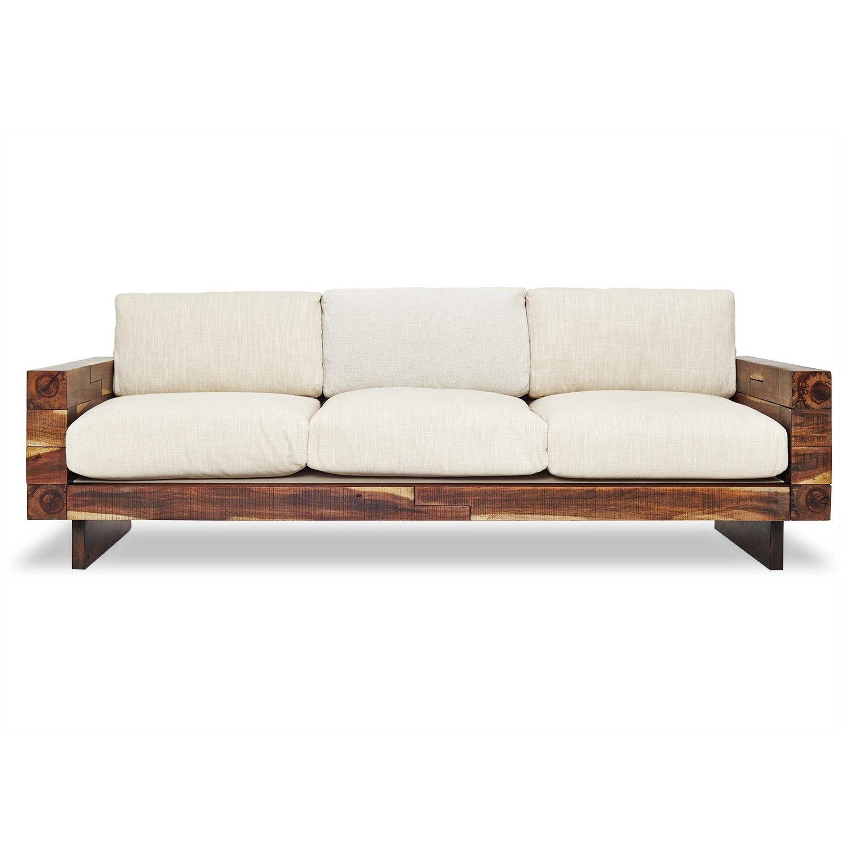 Edge Rustic Sofa Rustic Sofa Rustic Wood Furniture Wooden Sofa