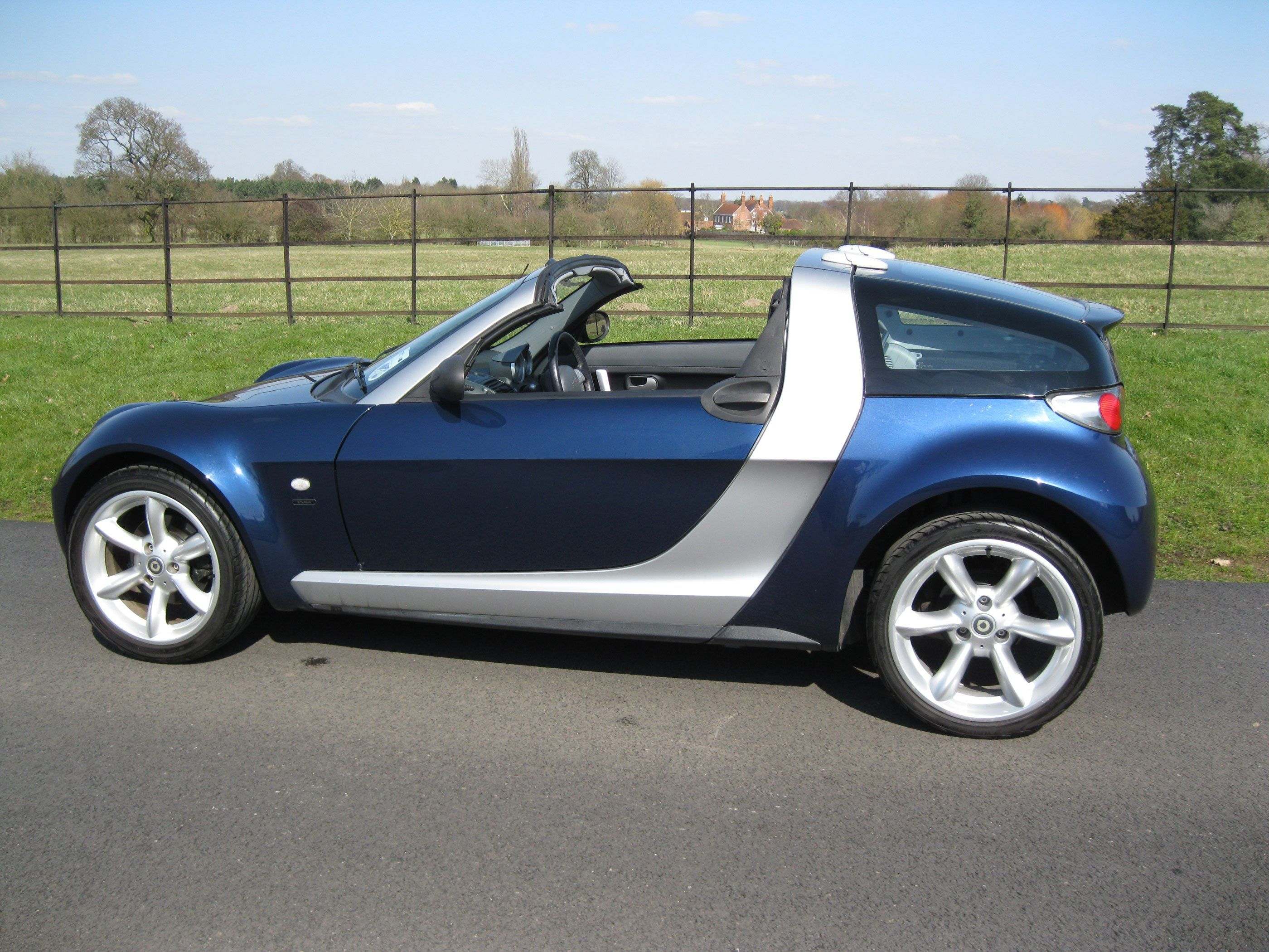 Smart Roadster Coupe Finale Edition | Smart | Smart ...