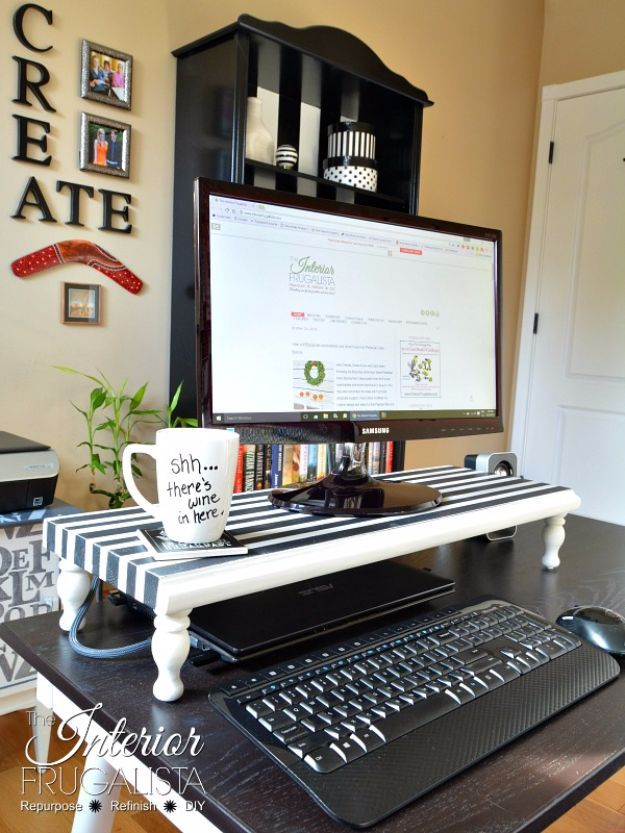 30 cool diy ideas for your computer desk organization on beautiful home desk organization ideas make comfortable what it will do for you id=34899