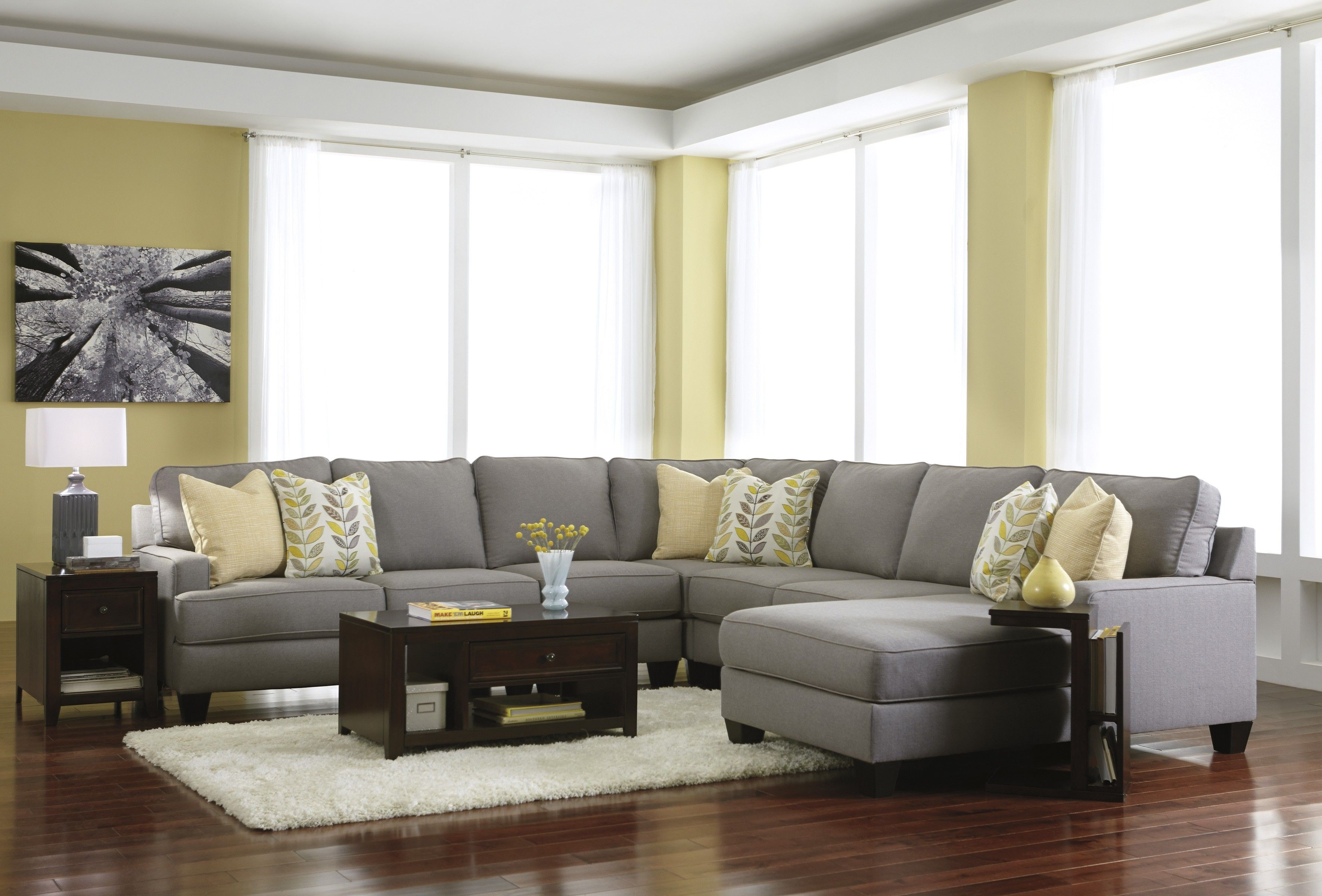 Chelsea 4-piece Sectional | Furniture | Pinterest | White ...