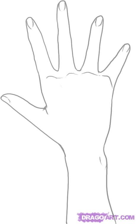 Learn How To Draw Anime Hands Hands Anime Draw Japanese Anime Draw Manga Free Step By Step Drawin Drawing Anime Hands Drawing Lessons For Kids Anime Hands