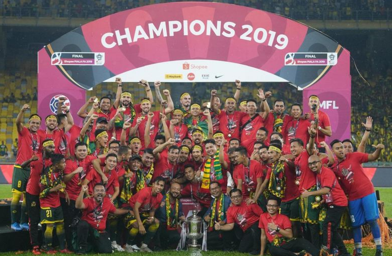 Aidil Sharin savours 'dream' Malaysia FA Cup triumph with