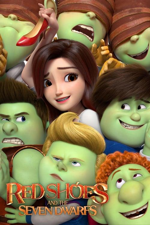 Sekrepmulahh Over Blog Com Red Shoes Good Animated Movies Seven Dwarfs