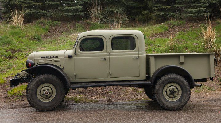 Legacy Power Wagon 4 door & Legacy Power Wagon 4 door | 4x4 and more | Pinterest | Doors Cars ... Pezcame.Com