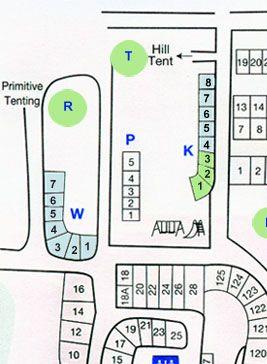 New Carlisle Indiana Map.Mini Mountain Campground New Carlisle Indiana Earthship