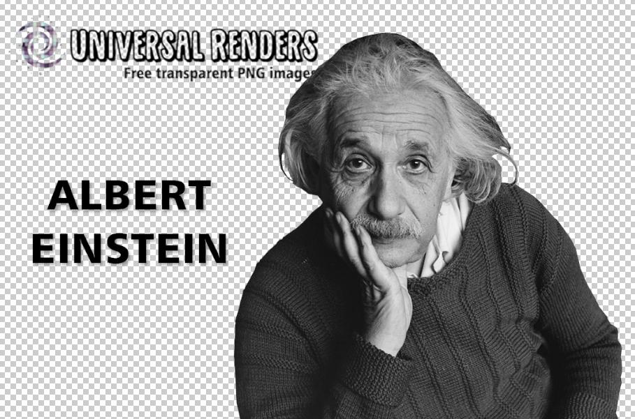Albert Einstein Free Png Render No Background Universalrenders Com Albert Einstein Einstein Image