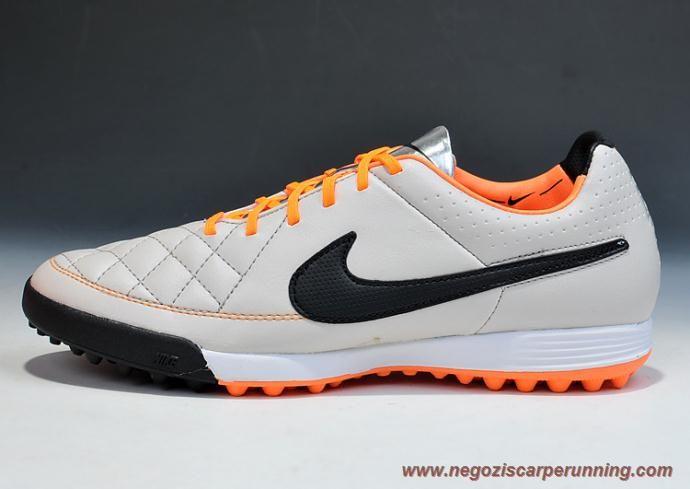 scarpe calcio bambino Uomo Nike Tiempo Legend Elite Grigio