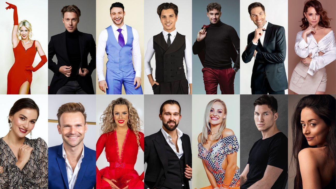 Let S Dance 2021 Die 14 Profitanzerinnen Der 14 Staffel In 2021 Tanzen Let S Dance Let S Dance