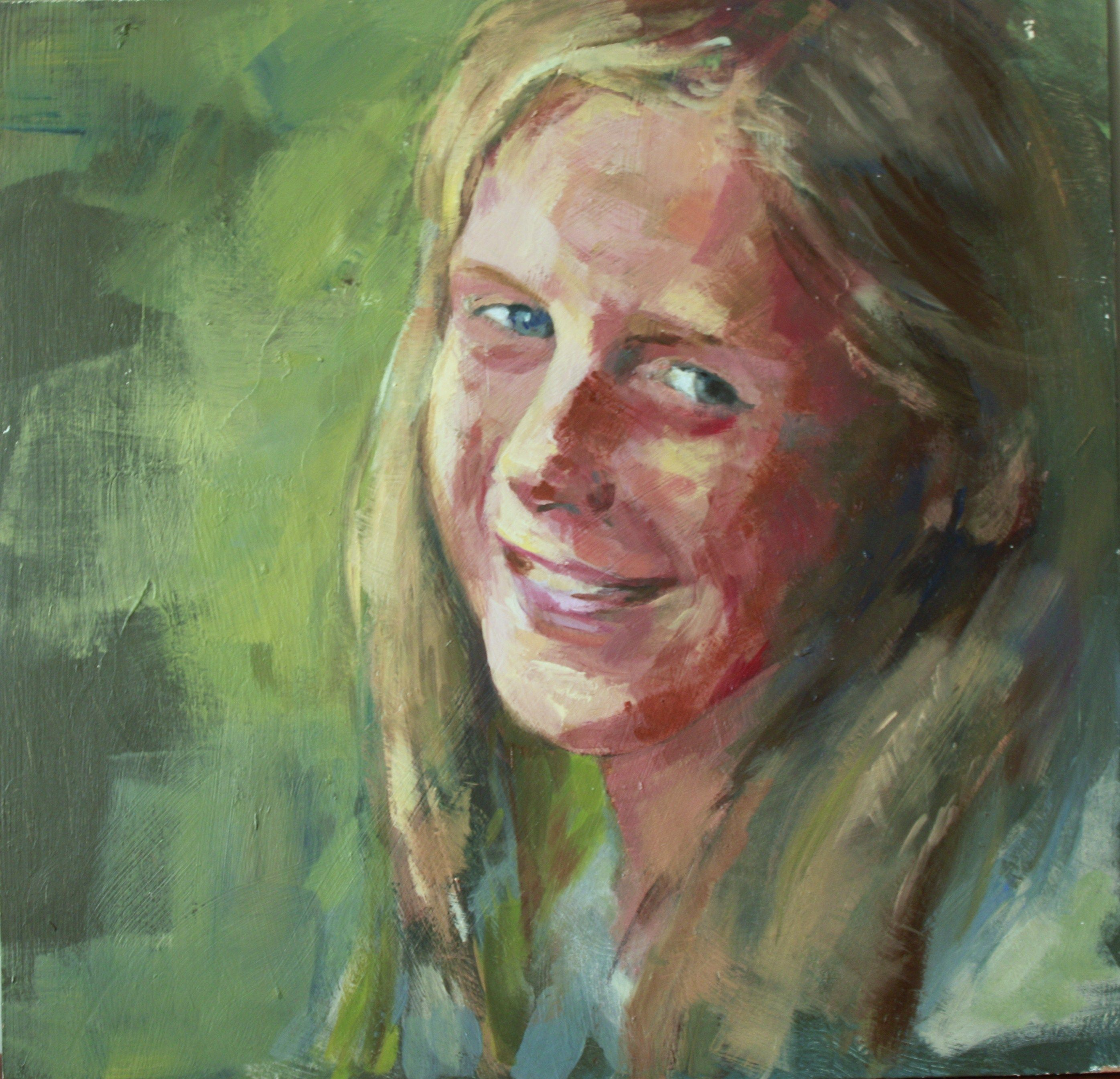 retrato de Marta Pemán