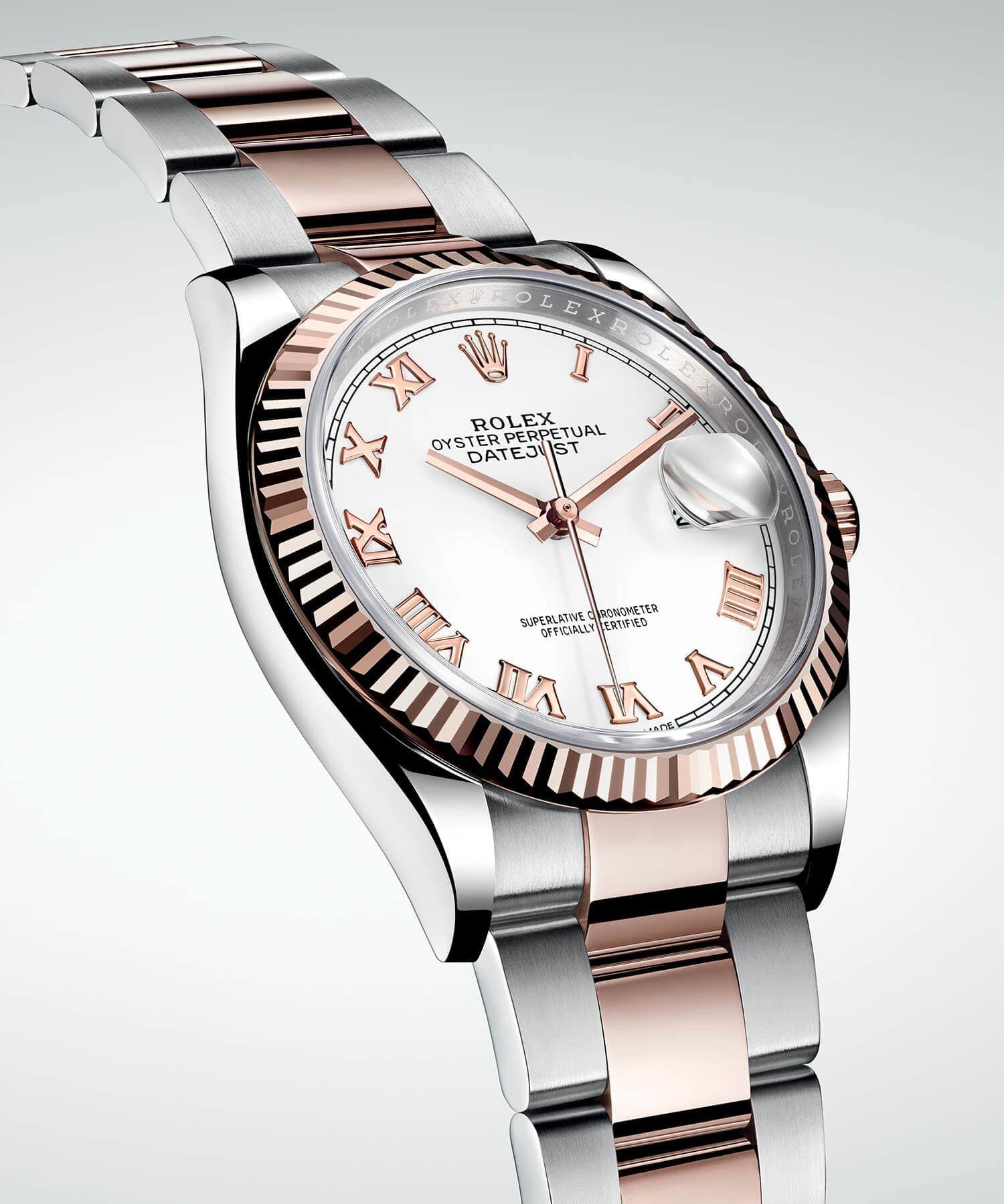 f3b4423e9a9 Novo relógio Rolex Datejust 36 - Baselworld 2018