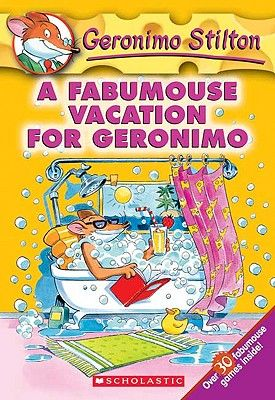 A Fabumouse Vacation for Geronimo by Geronimo Stilton Quiz: 222003 EN    Level: 3.5 MY    Points: 1.0