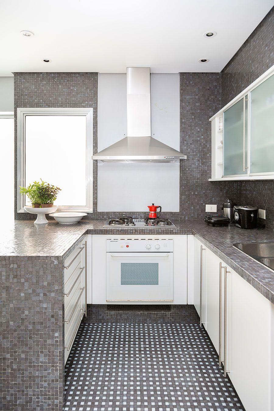 OPEN HOUSE | Cocina pequeña, Ideas para cocinas y Ideas de ...