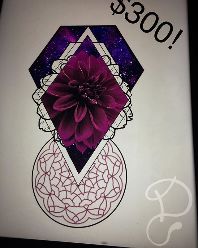 Geometric Tattoos Portland: Pin By Nessa Ann On Pins & Needles (With Images