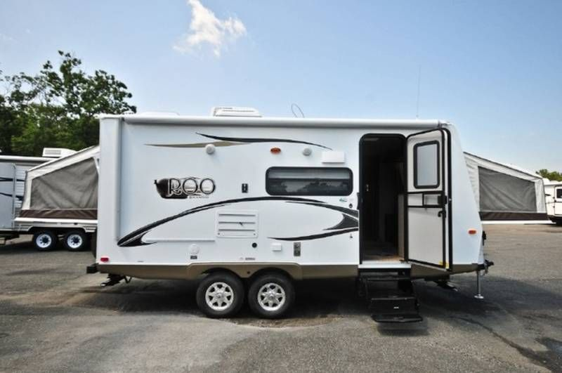 2011 Forest River Rockwood Roo 21ss For Sale By Owner Cypress