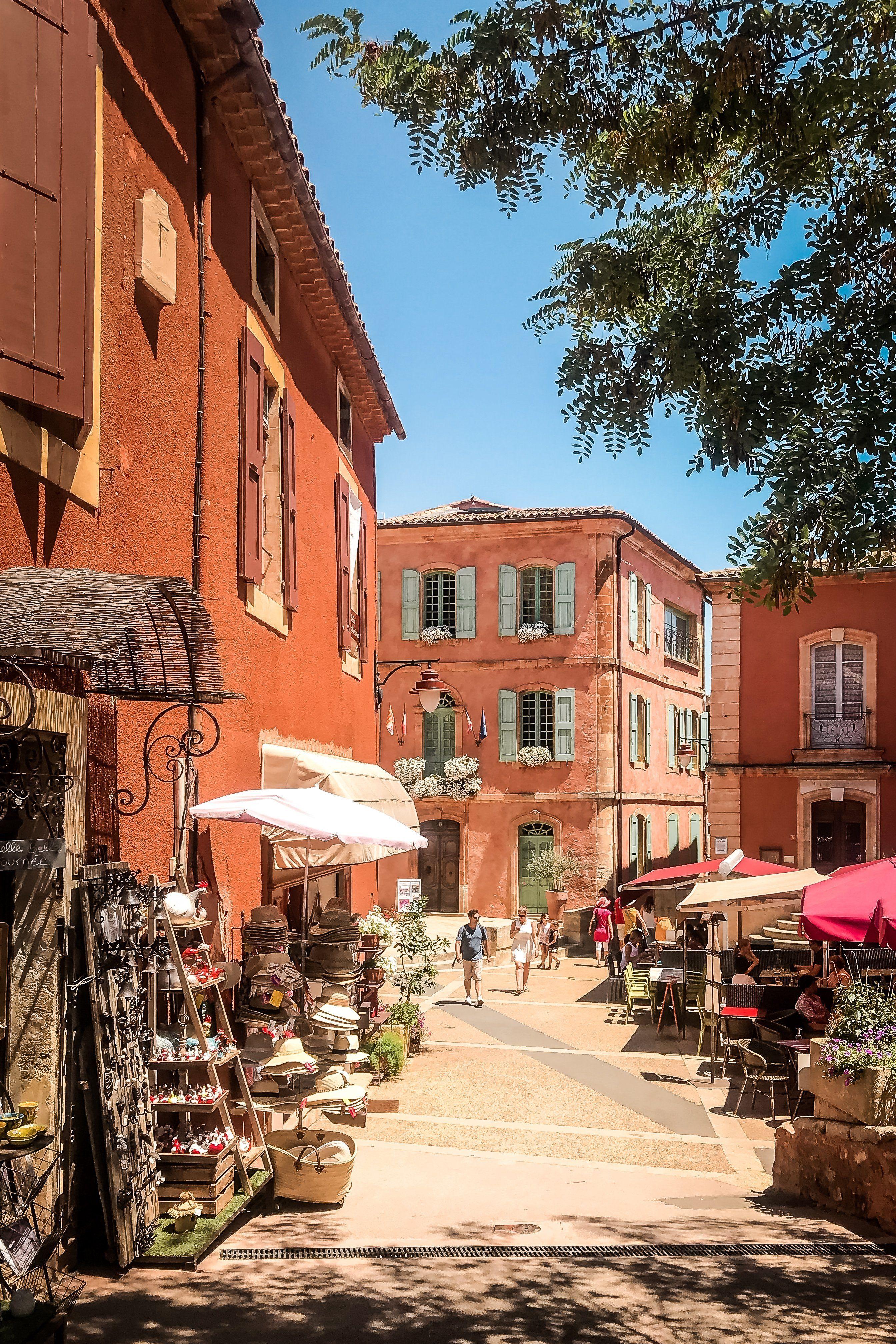 Roussillon France France Avignon France In 2020 Reisen Provence Frankreich