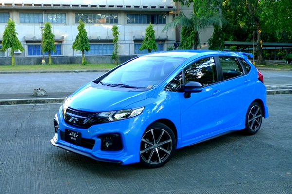 Tested Honda Jazz 1.5 VX+ Mugen Honda jazz, Honda fit