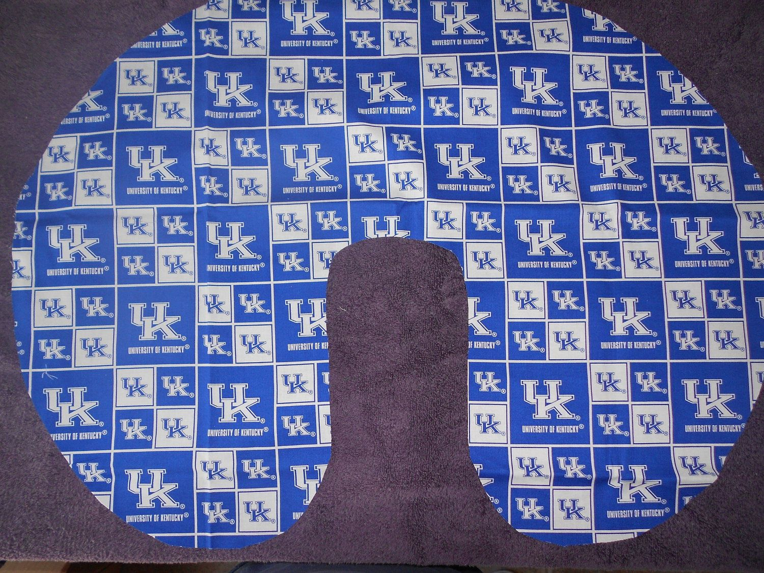 University of Kentucky Boppy Pillow Cover by TooterBugDesignss