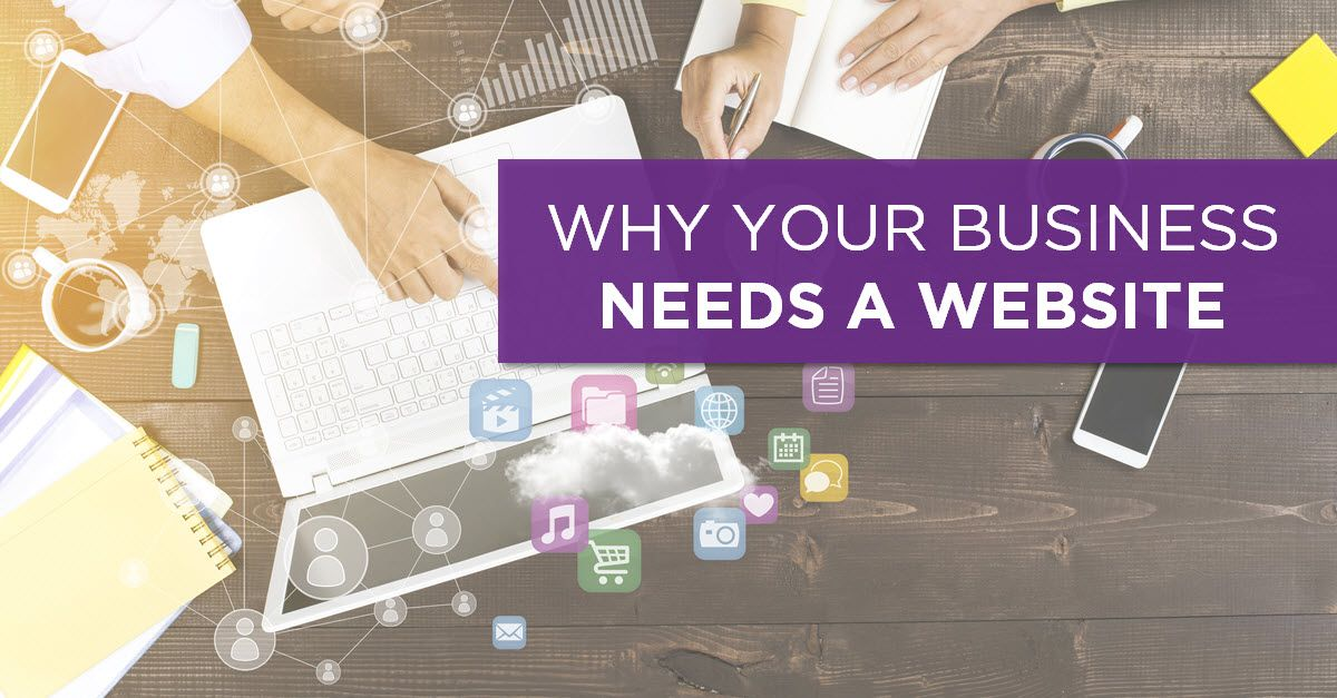 Does A Small Business Need A Website In 2020 Website Design Web Design Services Cheap Web Design