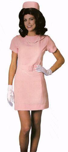 Jackie Kennedy Costume: Ladies Costume (Jackie Kennedy