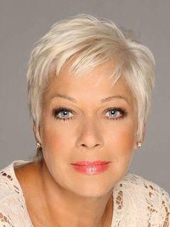 résultat d'images pour short hairstyles for women over 60