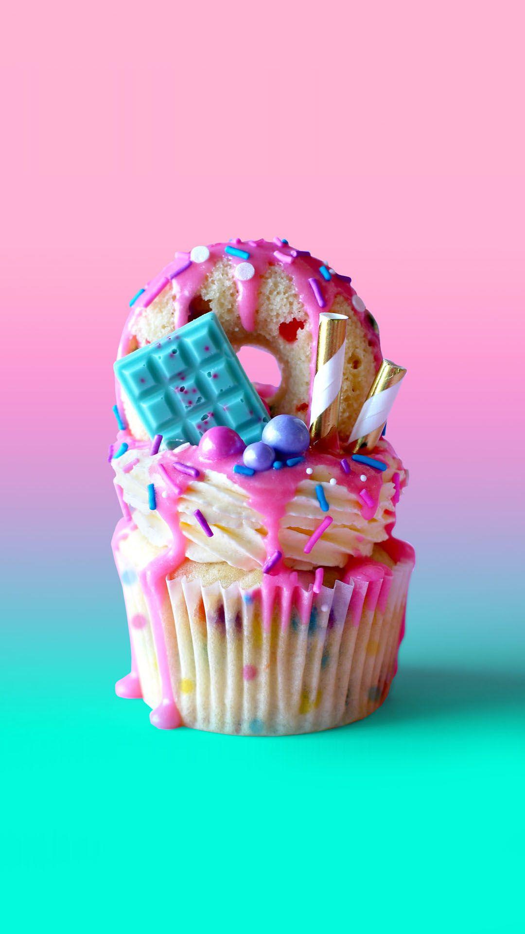 Freakfetti Cupcakes