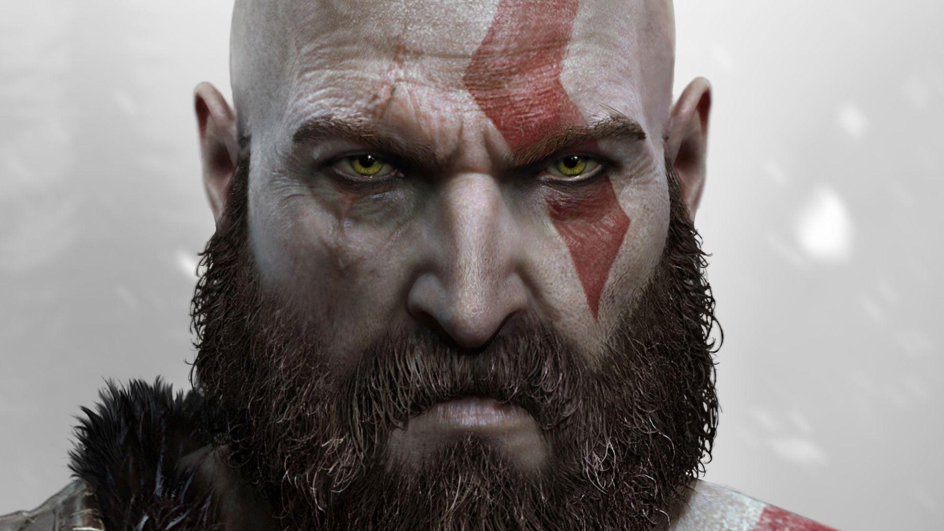 Kratos God Of War 4 Game 2691 Wallpaper God Of War Kratos God