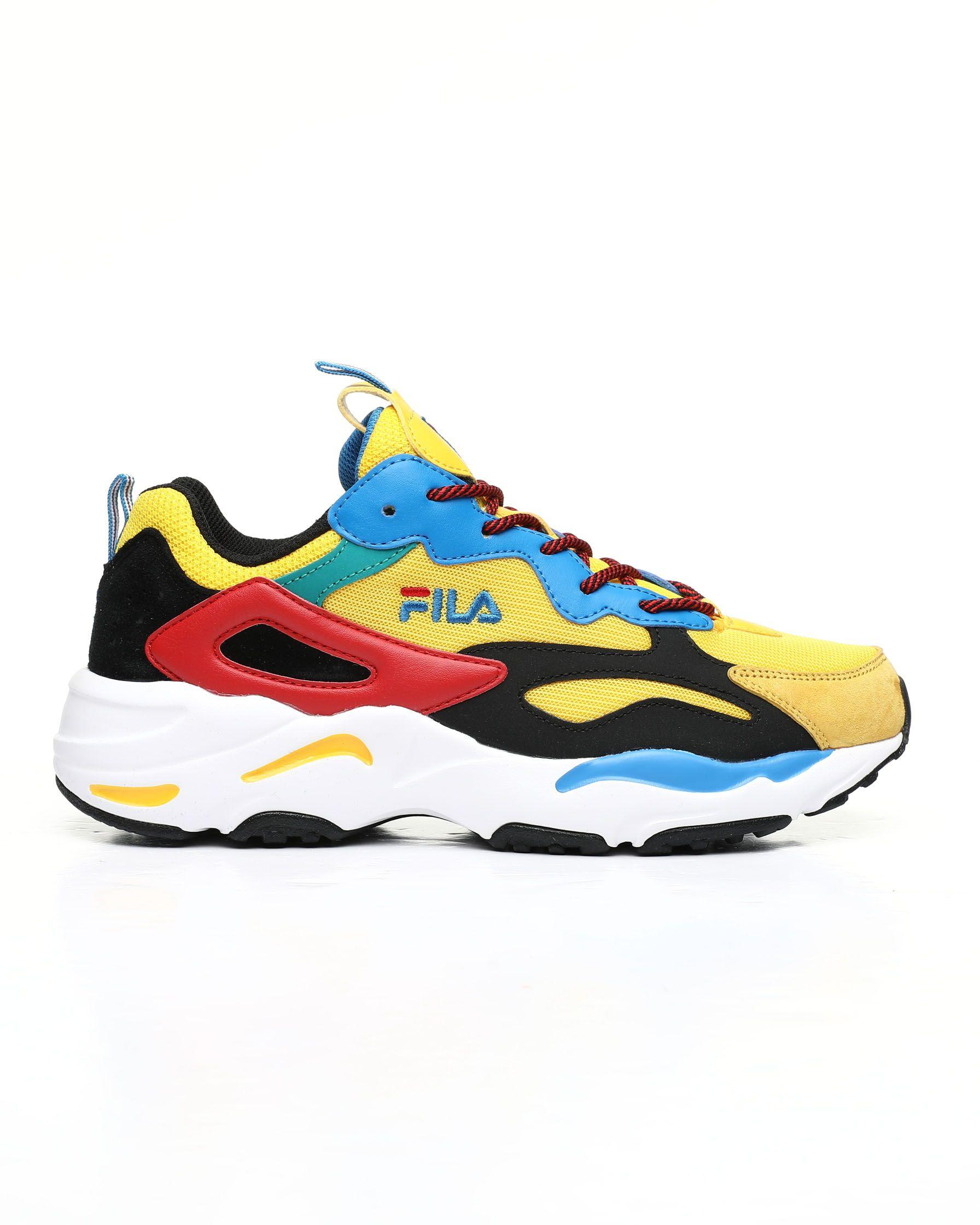 Buy Ray Tracer Festival Sneakers Men's Footwear from Fila