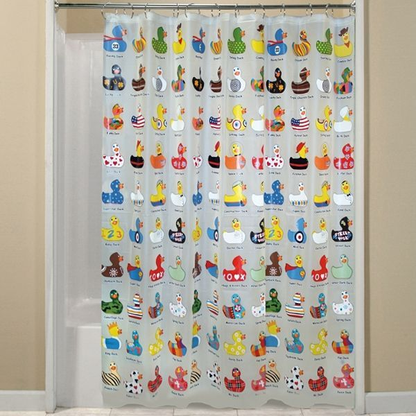 Rubber Duck Shower Curtain Rubber Ducky Bathroom Duck Shower Curtain Rubber Duck Bathroom