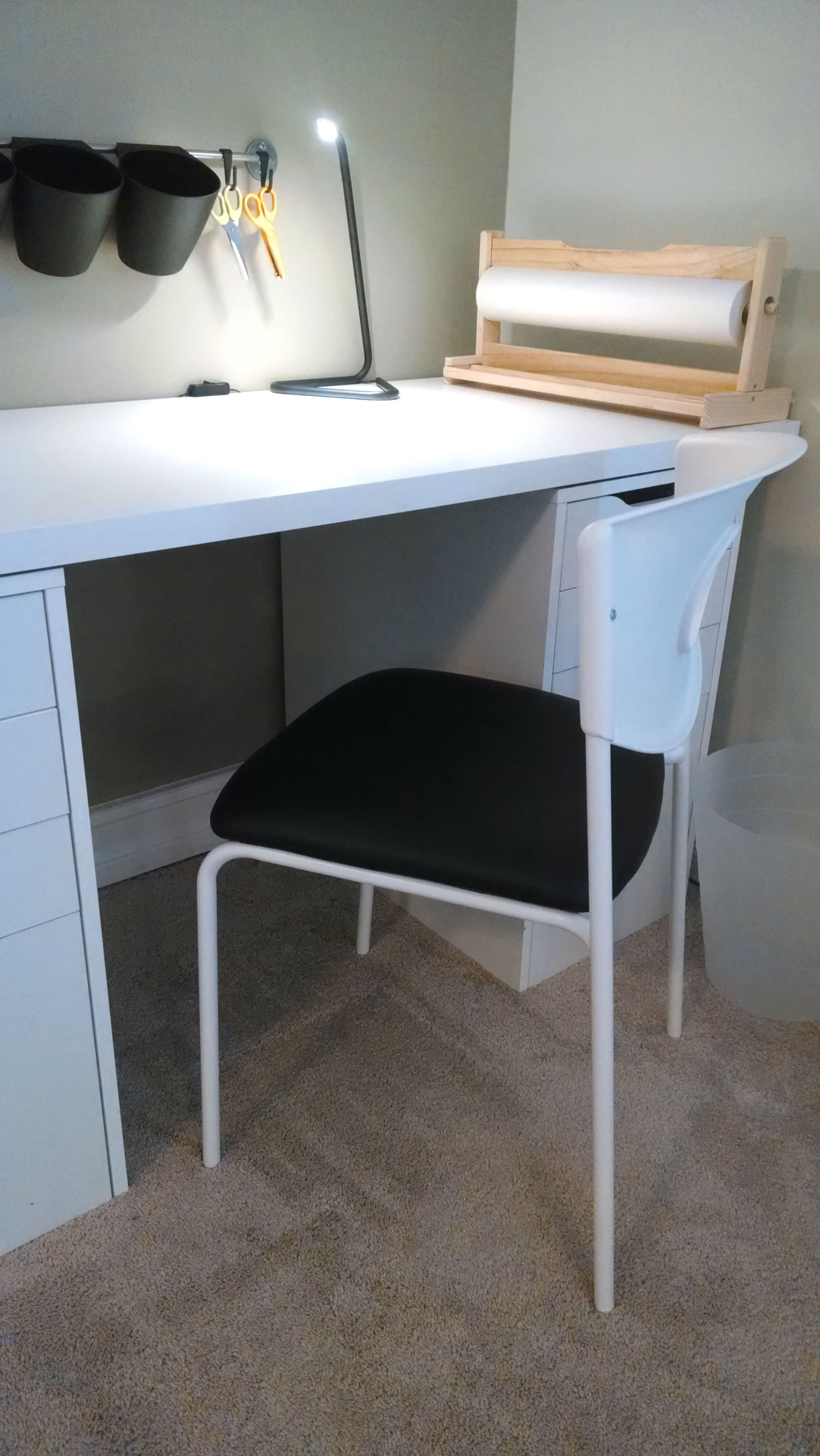 The Stoljan Chair Is Stackable Cushioned And Light Weight Perfect Choice For A Child S Desk