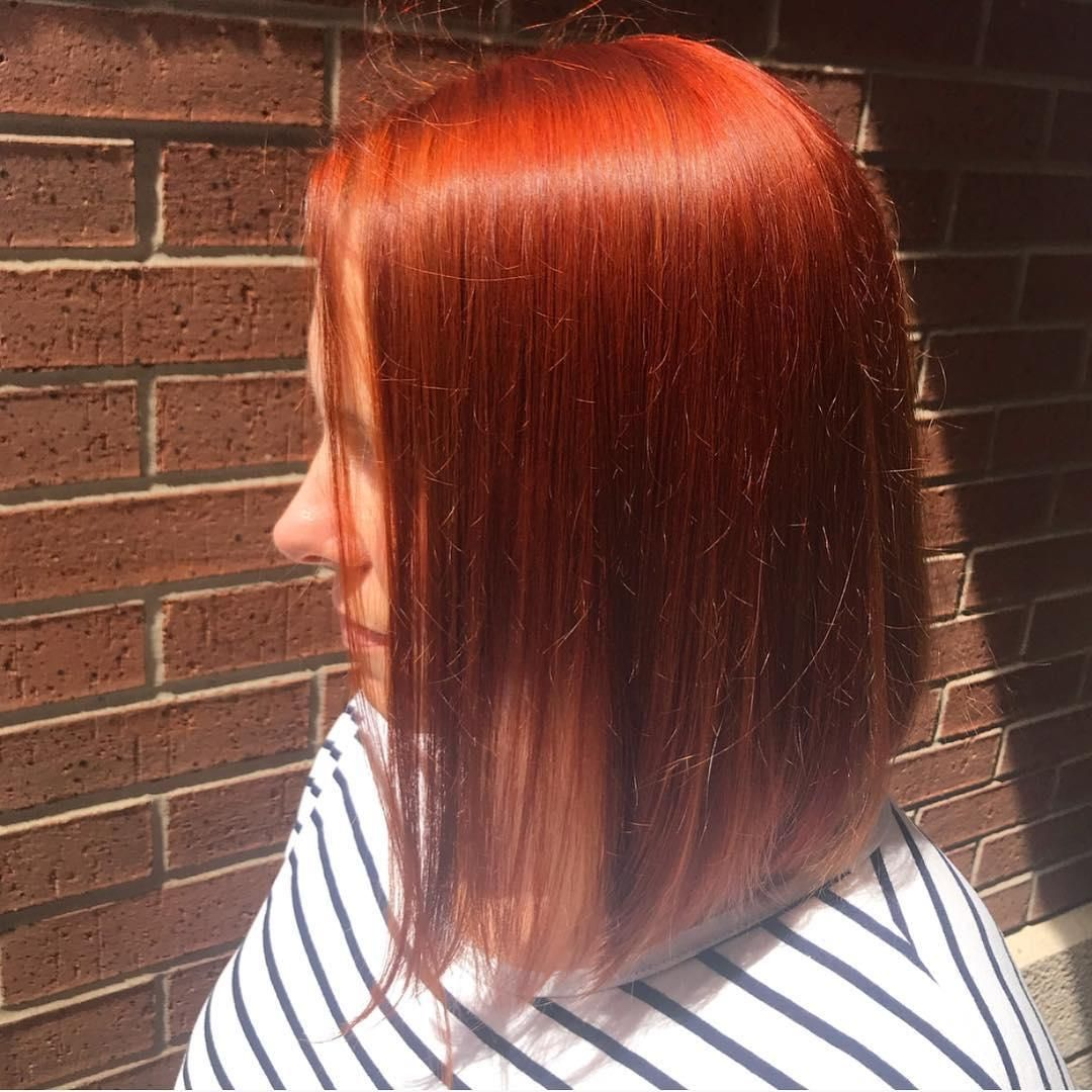 40 Hottest Red Hairstyles And Haircuts For 2021 New Season New Hair New You Hair Styles Red Hair Color Medium Red Hair