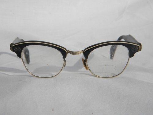 dc04e05a3c Retro 1960s cats eye eyeglasses frames