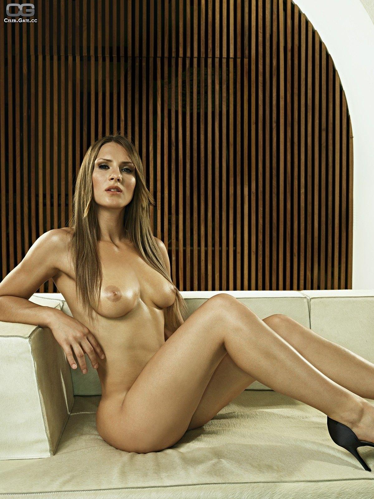 Sportlerin Nackt