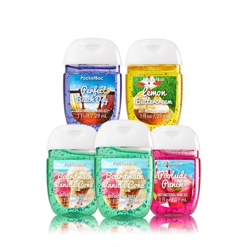 Uk Blogger Just Jodes Picked Out The Bath Body Works 5 Pack