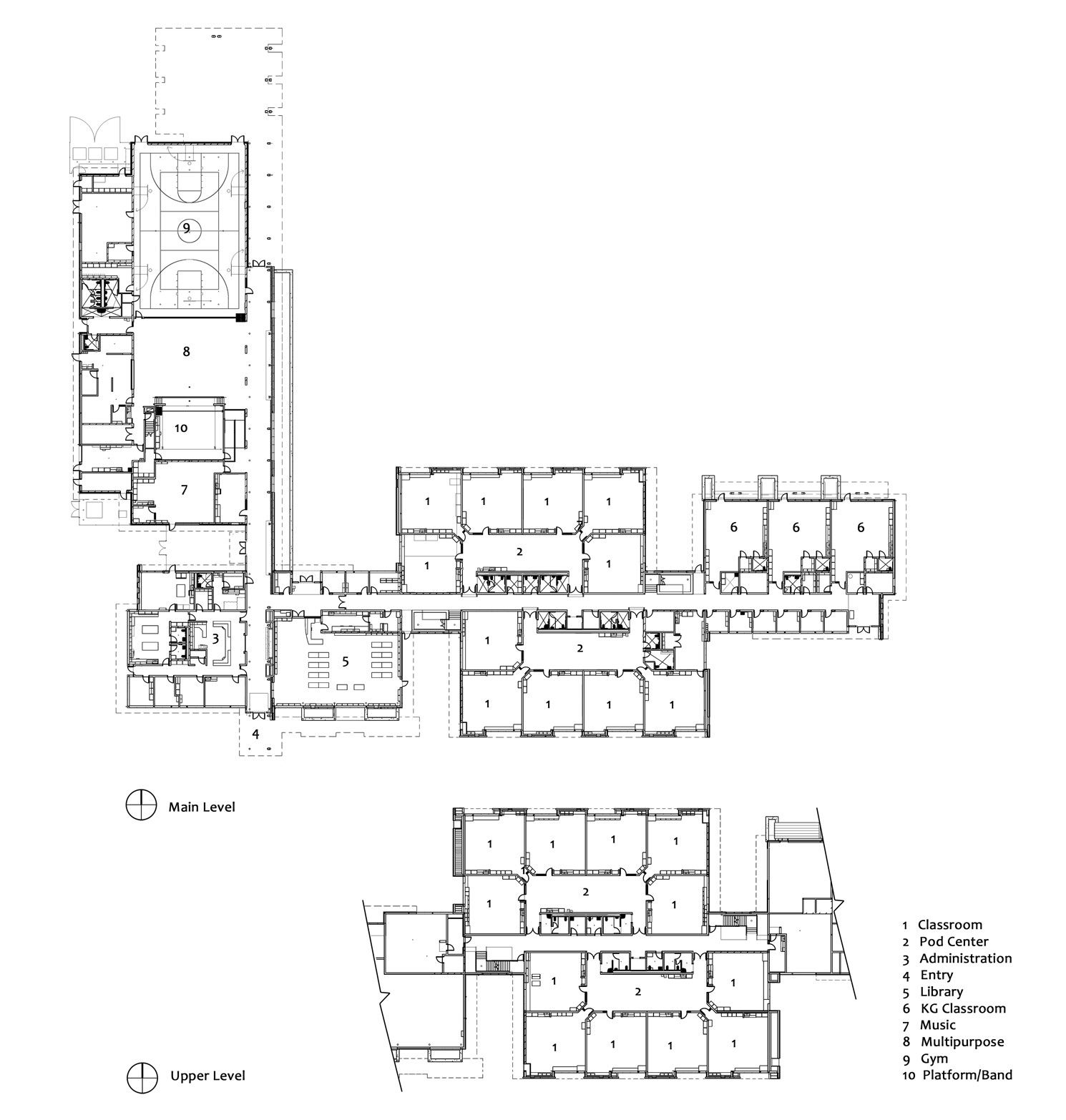 Image 13 of 15 from gallery of mcmicken elementary school tcf architecture plan