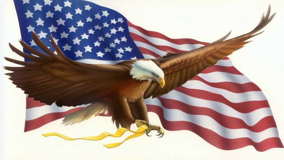 The Resurgence Of The Bald Eagle America S Symbol Of Freedom Strength Live Trading News American Flag Wallpaper American Flag Eagle Bald Eagle
