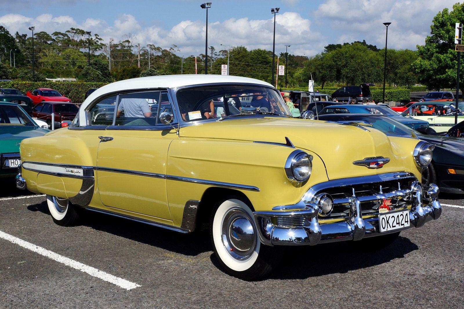 1953 Chevrolet .Bel Air