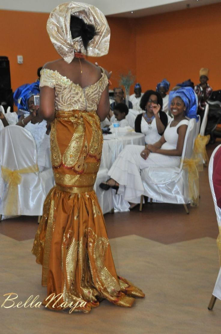 Nice african traditional wedding dress our wedding story seun