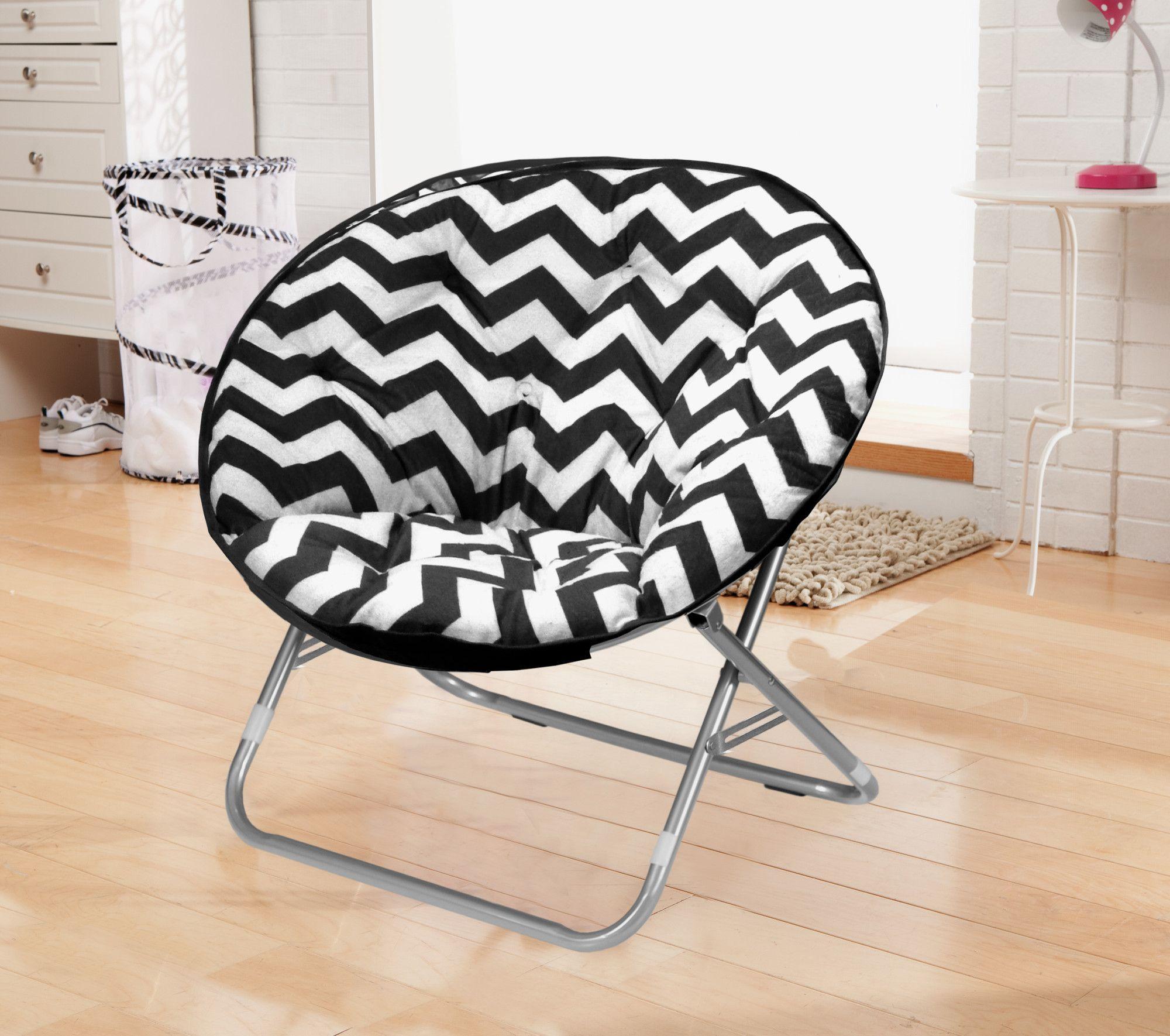 Chevron Saucer Kids Chair Chair Papasan Chair Urban Shop