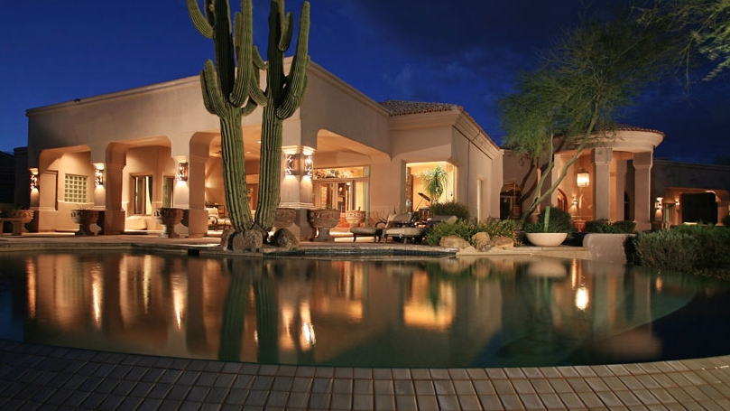 Million Dollar Luxury Homes In Scottsdale Architecture - Luxury homes in scottsdale az