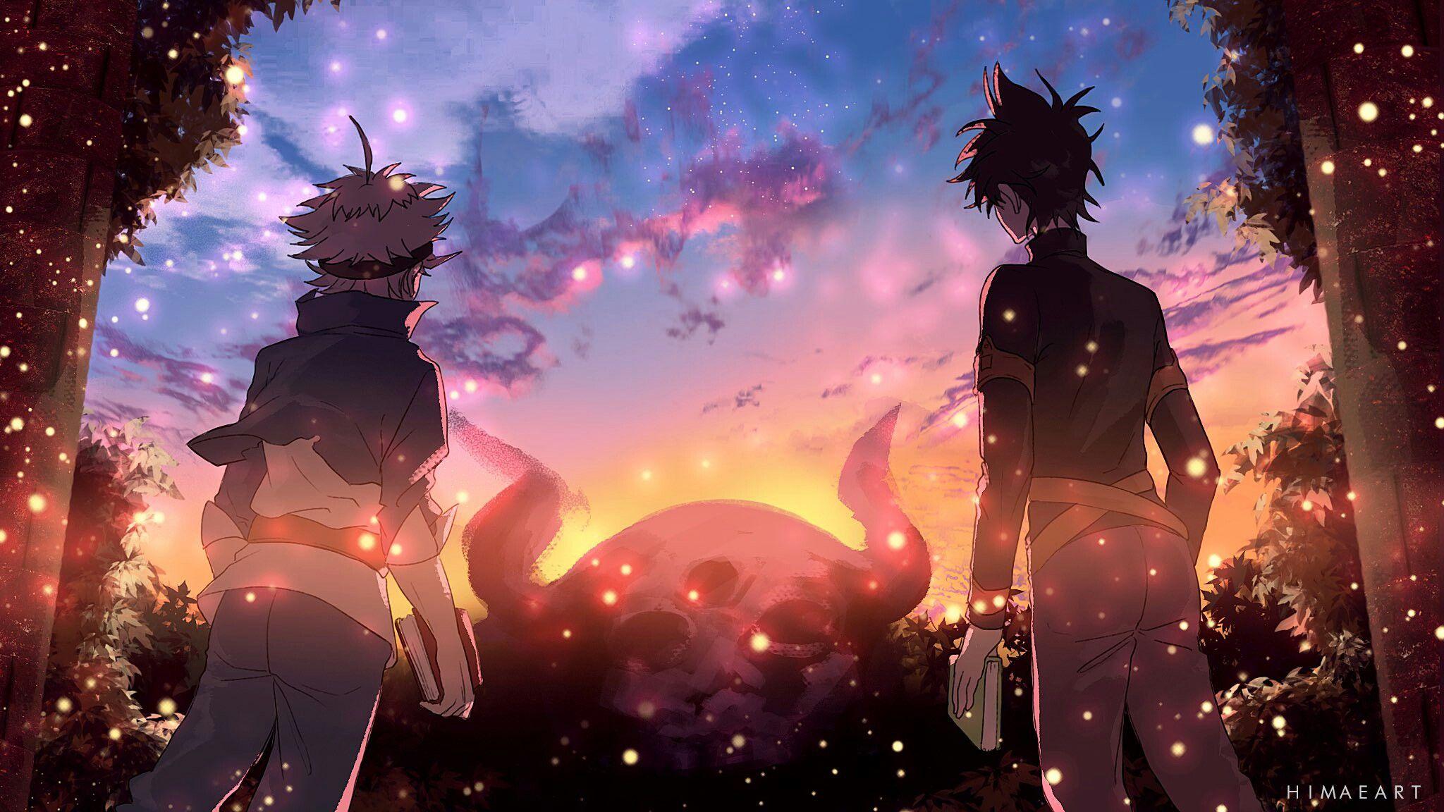Black Clover Black Clover Anime Anime Cover Photo Anime Wallpaper