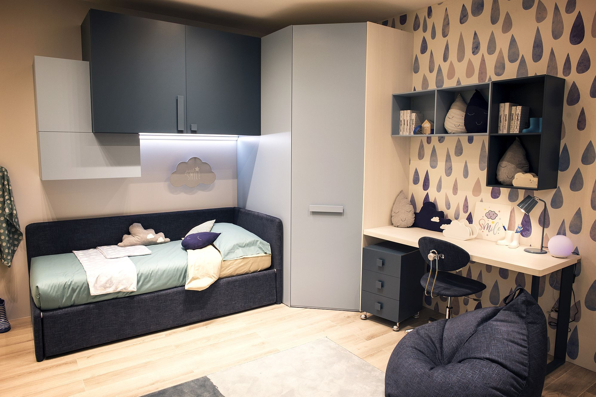 Pin On Kids Rooms Interior design youth bedroom