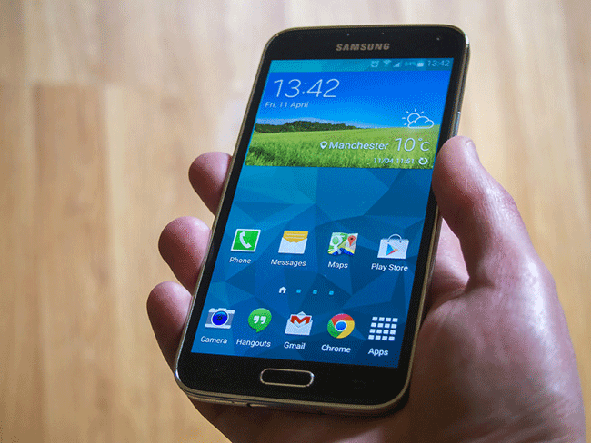 Sprint Galaxy S5 tipped to score Android 5.0 Lollipop