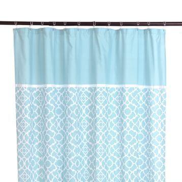 Aqua Blue Shower Curtain Blue Shower Curtains Tiffany Blue
