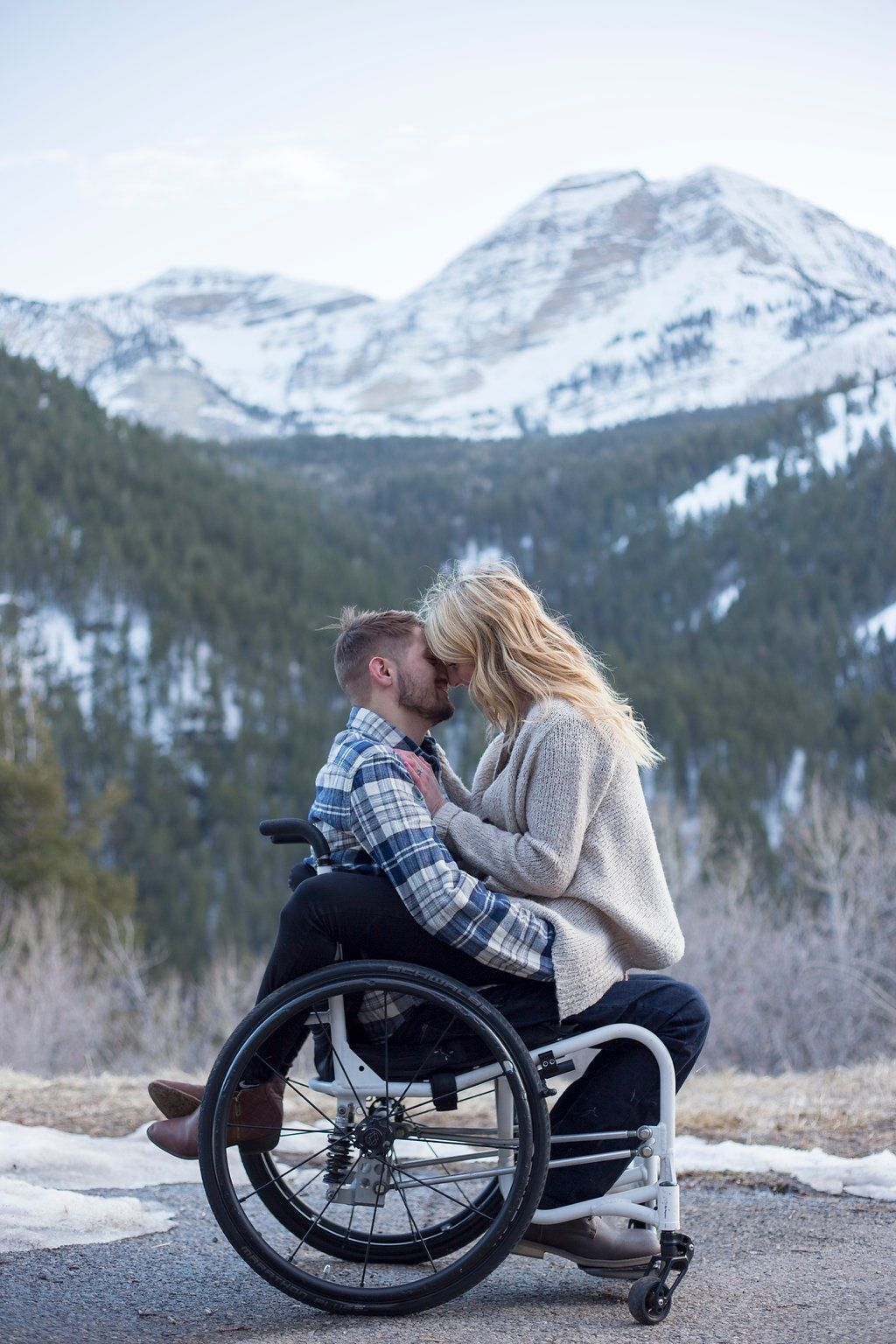 Spinal cord injury dating