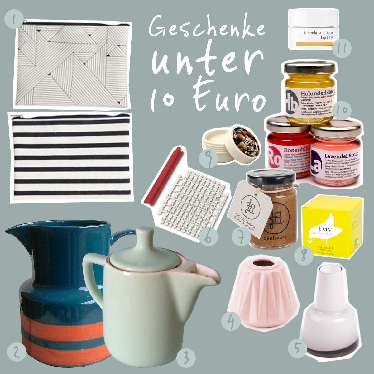 Best geschenke unter euro ideas on pinterest