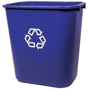 Home Depot Recycling Bins Rubbermaid Commercial Products 7 Galdeskside Recycling Trash