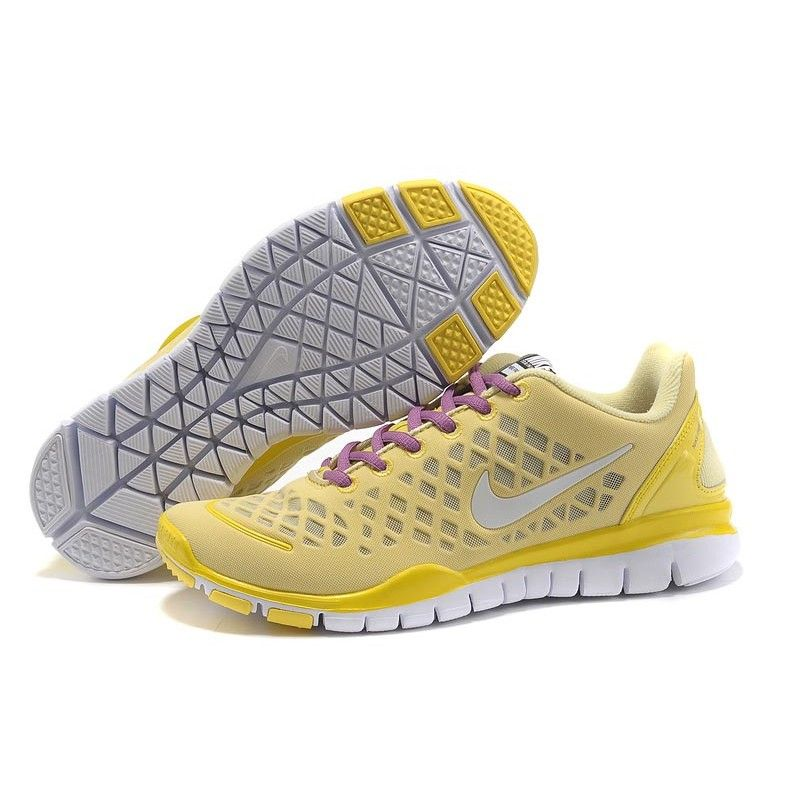 bc9175cfb7de ... shop 2012 new arrival nike free tr fit womens running shoes yellow  purple 326fd 29541