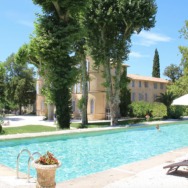 Wedding venues in the South of France - Sleeping Beauty ...
